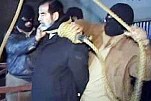 آخرین لحظات عمر صدام