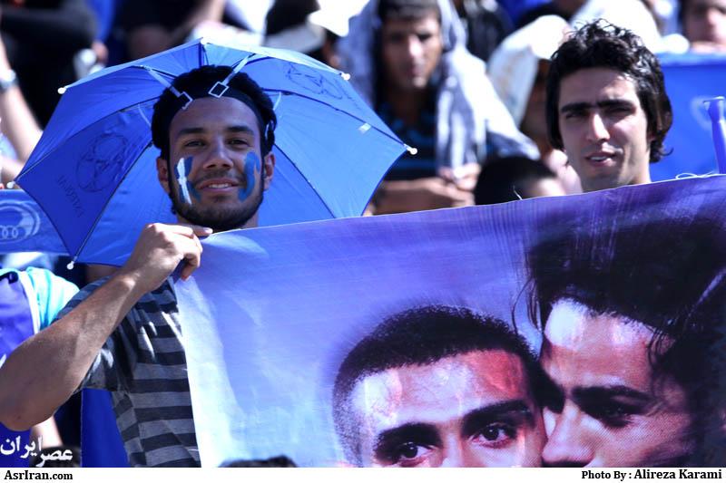 عکسهایی از بازی پرسپولیس و استقلال 23مهر89