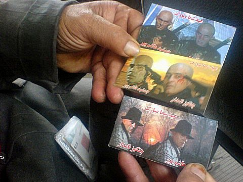 چنگیزی که می خواست جمشید هاشم پور باشد+عکس - http://www.funpatogh.com