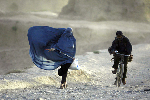 زن در افغانستان