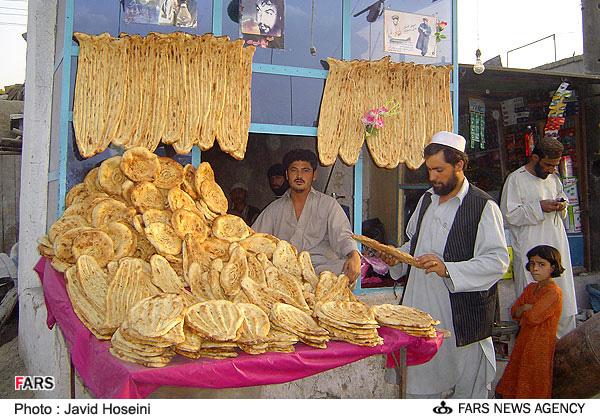 نانوائی در کابل