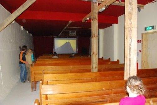 بازسازی کشتی نوح در هلند (تصویری)