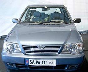 عکس خودروی جدید سایپا 111 / زانتیا از رده خارج می شود