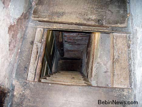 ۸ اتاق مخفی مشهور جهان