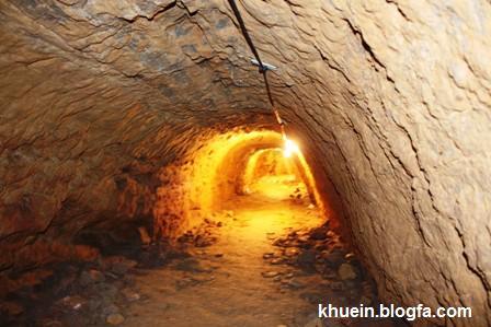 تصاویر شگفت انگیز از یک شهر زیرزمینی تمام سنگی!