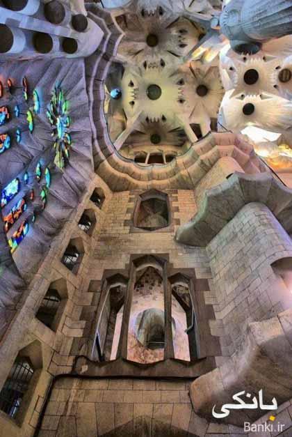بزرگترین و حیرت انگیزترین کلیسای جهان + عکس