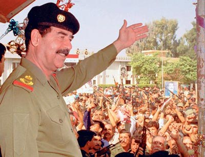جنگ هشت ساله به روایت صدام