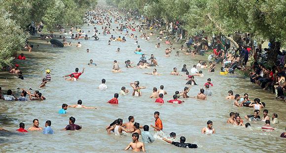 عکس هایی از دیدنی های امروز هشتم تیرماه ۱۳۸۸