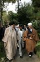آیت الله هاشمی رفسنجانی تهران را ترک کرد