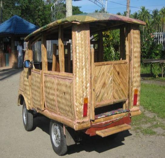 یک ماشین ارزان تابستانی! (عکس)