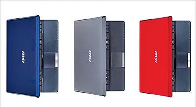 مینی لپ تاپ های ارزان MSI