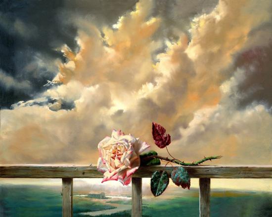اعجاب نقاشی با رنگ و روغن (تصویری) www.TAFRIHI.com
