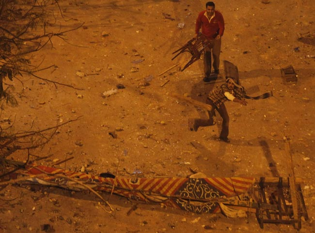 انفجار در کلسای اسکندریه