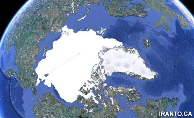 قطب شمال زمستان 2000