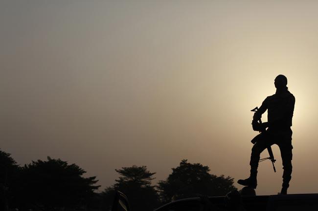 نیروی امنیتی ساحل عاج