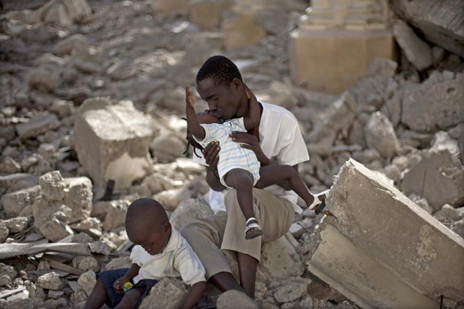 سالگرد زلزله مهیب پورتوپرنس