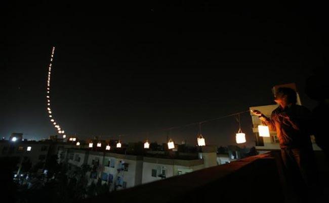لامپ های  کاغذی