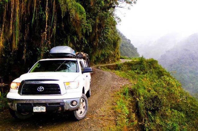 خطرناک ترین جاده جهان || www.fogholade.mahtarin.com
