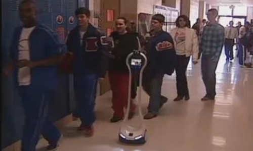 ربات دانش آموز