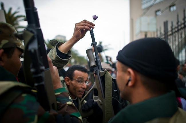 معترضان تونسی
