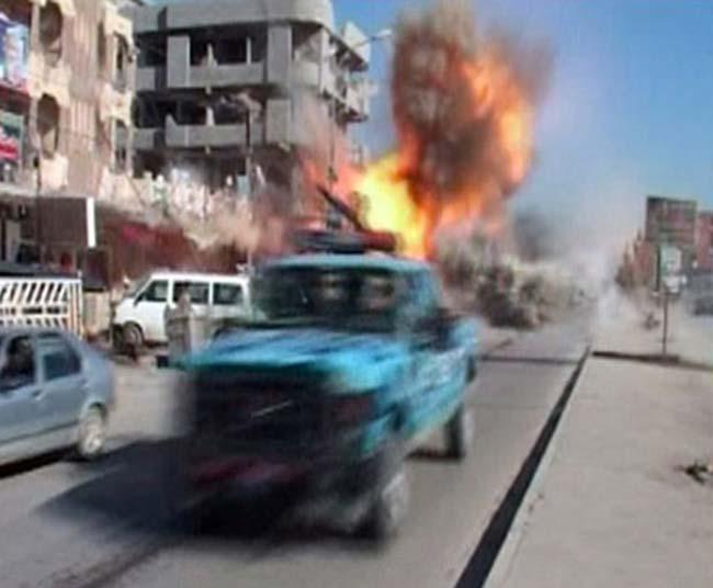 انفجار تروريستي