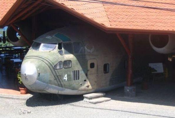 هواپیمای قدیمی