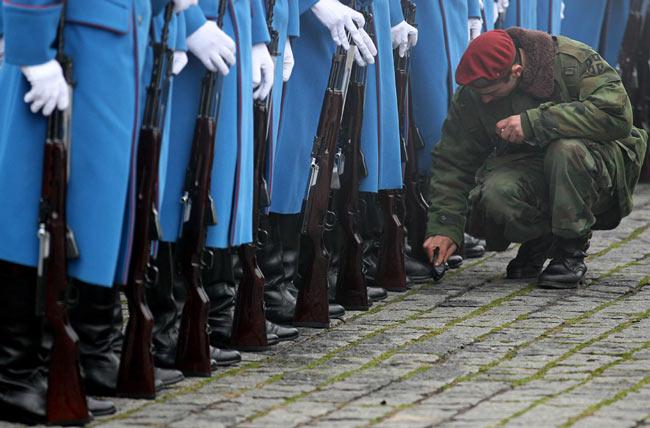 ارتش صربستان