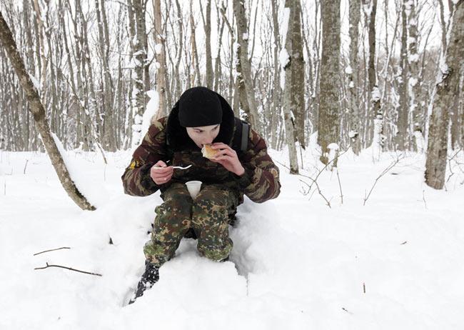 سرباز ارتش روسيه
