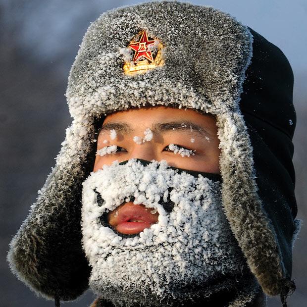 سربازان چینی