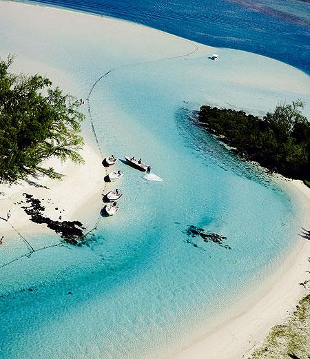 تصاویر  جزیره رویایی موریس
