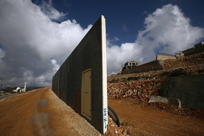 دیوار اسراییلی
