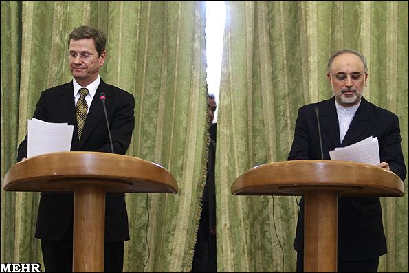 دیدار وزیران خارجه ایران و آلمان