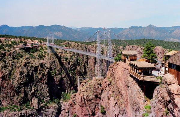 عکس ترسناکترین پل های جهان