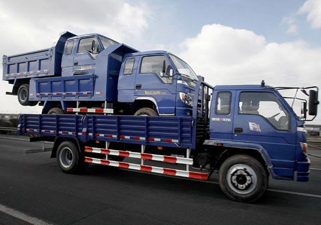 حمل کامیون