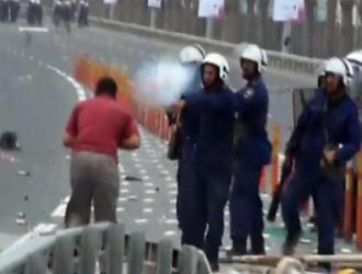 جنایات سعودیها در بحرین