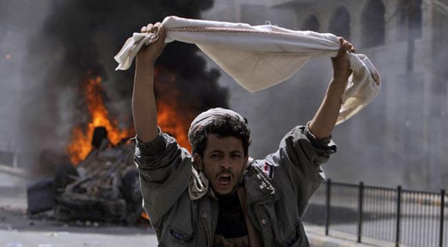 معترضین یمن