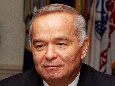 اسلام کریموف