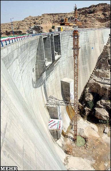 احداث بلندترین سد جهان در ایران
