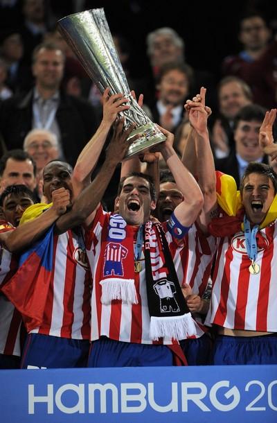قهرمانی لیگ اروپا برای مادریدی ها