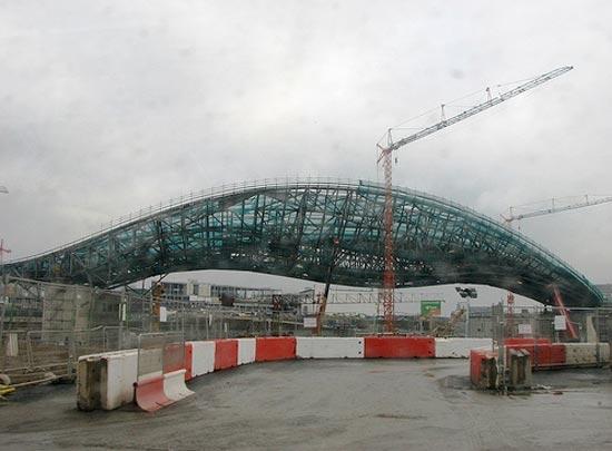 مرکز بازیهای آبی المپیک 2012 لندن + عکس