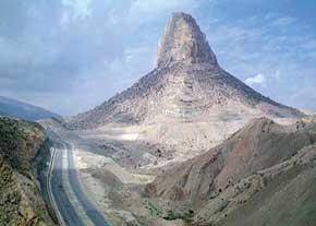 کوهی با قدرت مغناطیسی فوقالعاده