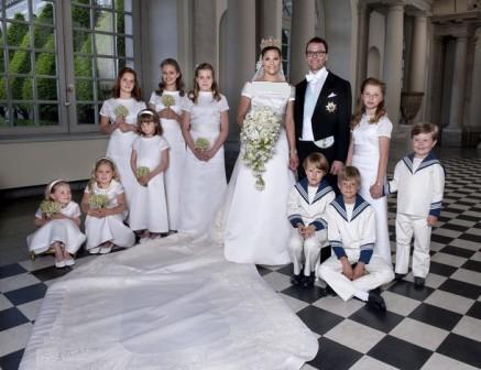 ازدواج ملکه آینده سوئد (+ عکس) www.TAFRIHI.com