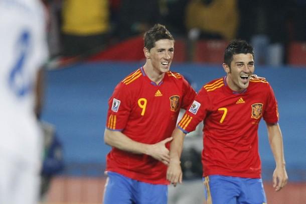 بازگشت اسپانیا به جام
