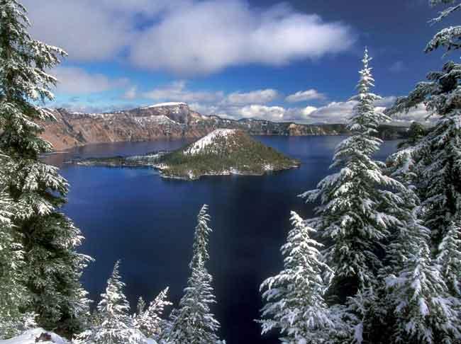 زیباترین دریاچه های جهان (تصویری)