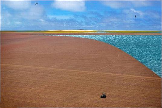 ساخت جزیره از 44 میلیون کیلو زباله با گنجایش 5میلیون نفر!! (+عکس) www.TAFRIHI.com