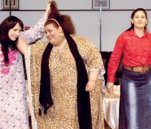 عکس :اولین تئاتر زنان در عربستان سعودی