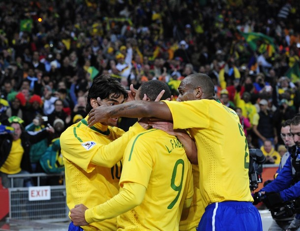 برزیل و شاید شگفتی شیلی