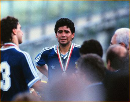 عکس های کودکی تا به امروز دیگو مارادونا