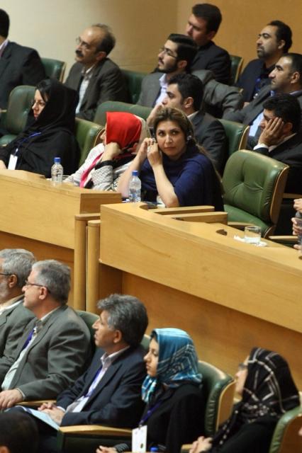 عکس های منتشرنشده از همایش ایرانیان خارج از کشور