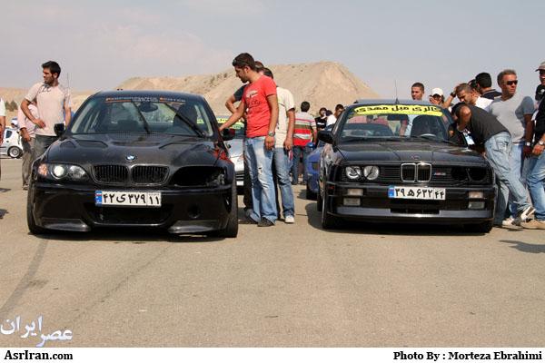 مسابقات سرعت و شتاب درگ (تصویری)